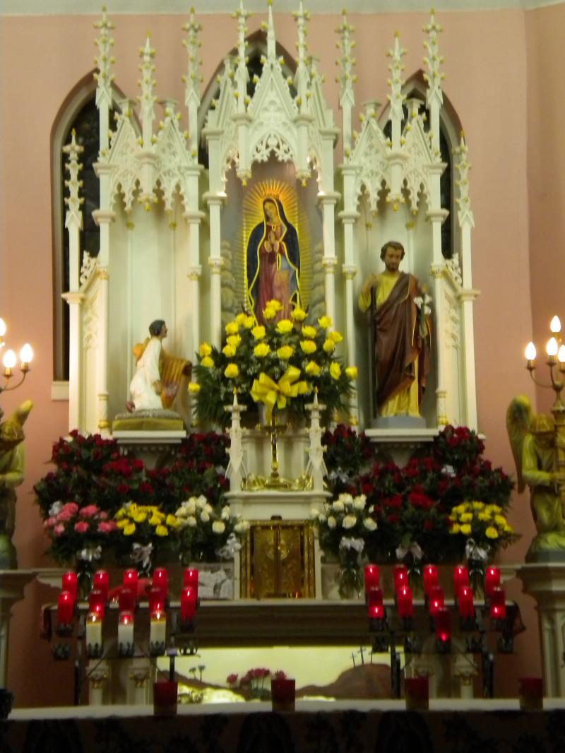 guadalupe shrine